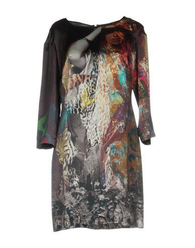 JUST CAVALLI Enges Kleid Billig Verkaufen Billig 2Y3Y2375