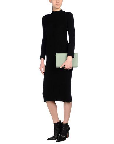 MAISON MARGIELA Knielanges Kleid Günstig Kaufen Klassisch Auslasszwischenraum Store Rabatt Niedrig Kosten MPNgBd3Z3