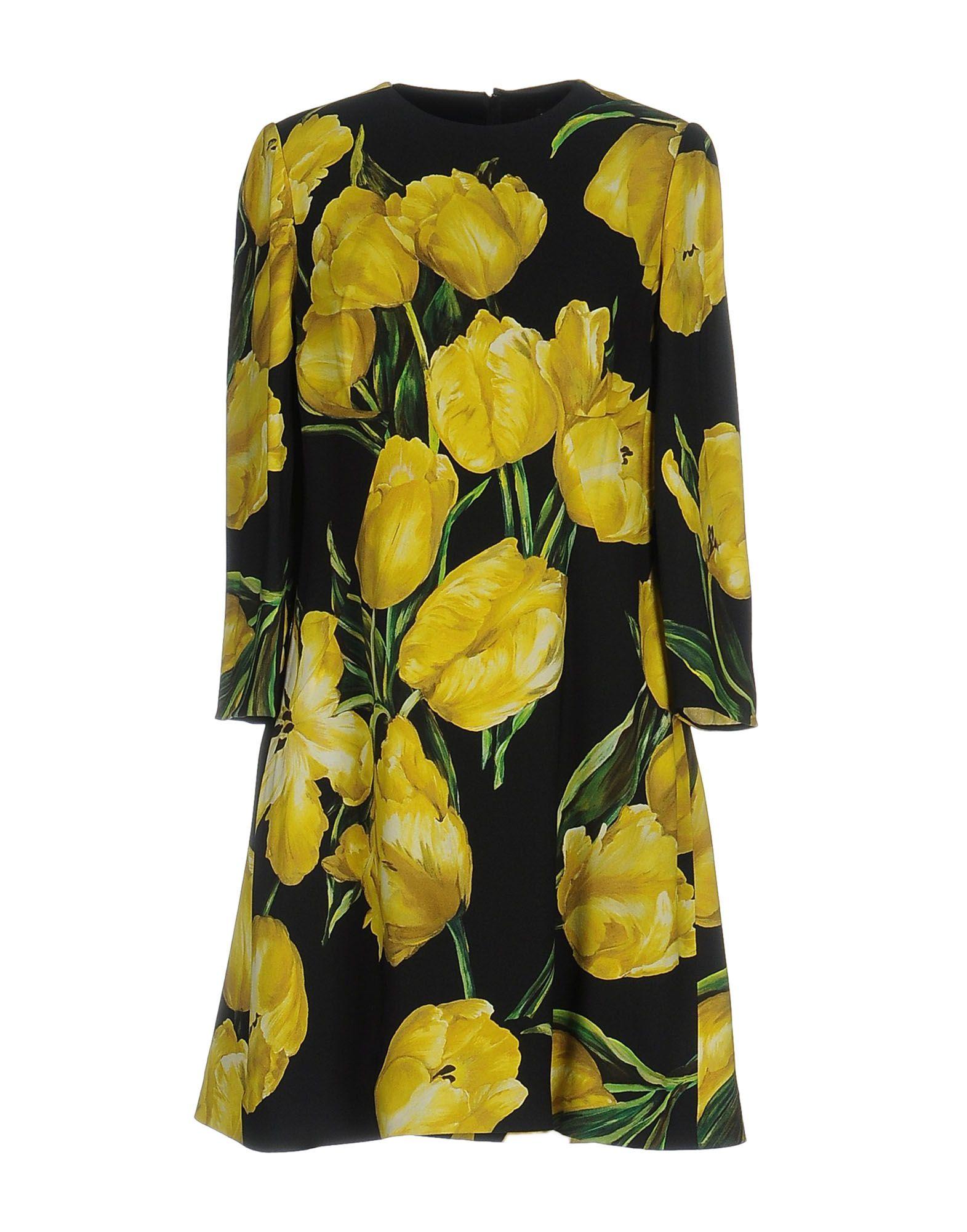Vestito Corto Dolce & Gabbana Donna - Acquista online su AatSAF