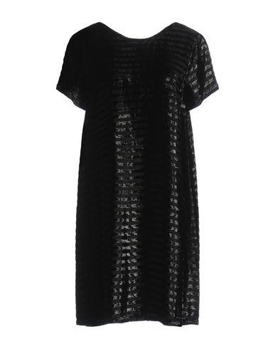 INTROPIA Short Dress in Black