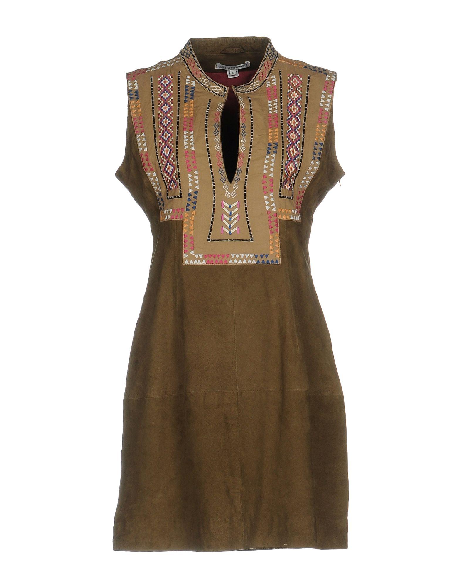Vestito Corto Alphamoment Donna - Acquista online su