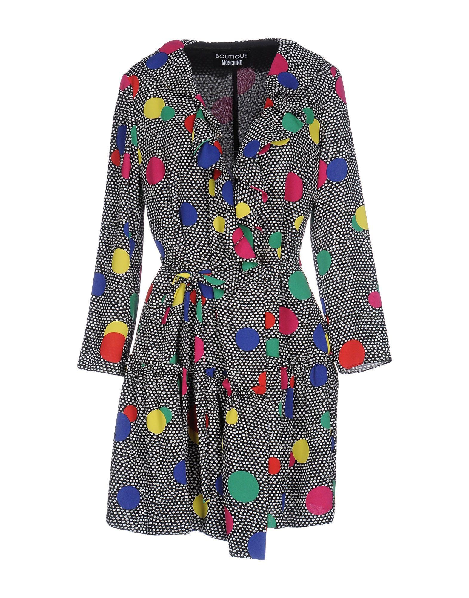 Corto Online Moschino Boutique Vestito Acquista Yoox Donna Su kZuXiPO