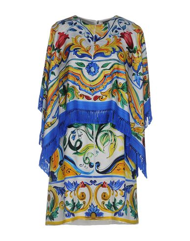 Manchester Günstiger Preis Erkunden DOLCE & GABBANA Kurzes Kleid Geringster Preis ieQDZ