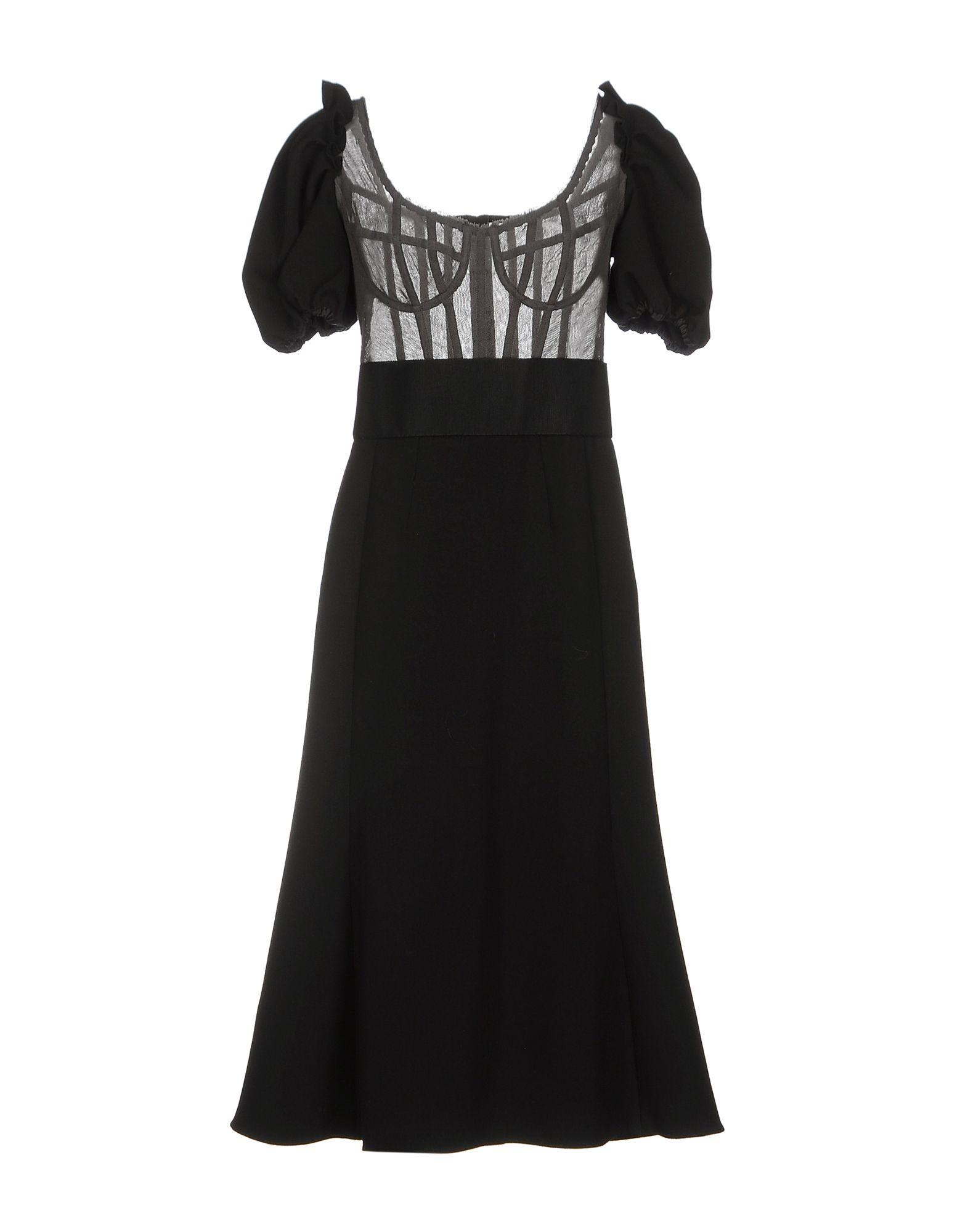 Vestito Al Ginocchio Dolce & Gabbana Donna - Acquista online su zhPDpWmit