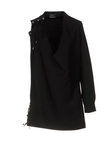 ANTHONY VACCARELLO Evening Dress in Black