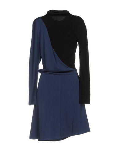 ATLEIN Knielanges Kleid