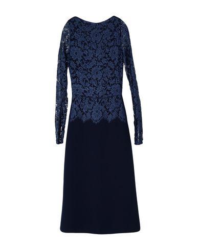 RHEA COSTA Short Dress in Blue
