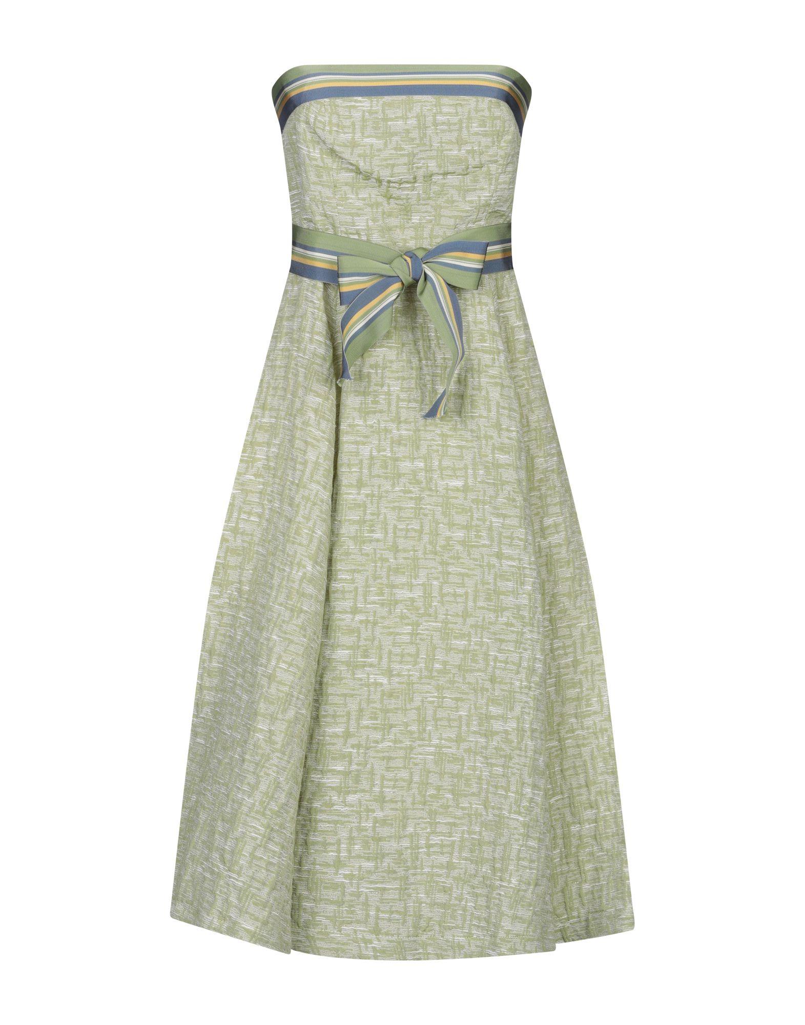 Dresses Length 21 Women Marché Knee Dress qxHXz0Epw