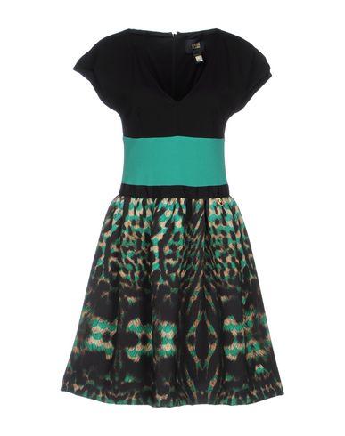 CLASS ROBERTO CAVALLI Kurzes Kleid Verkauf Beste Preise Abfertigung Neue Ankunft Zahlung per Überweisung Am besten billig online Outlet Günstige Preise a1bjVvs