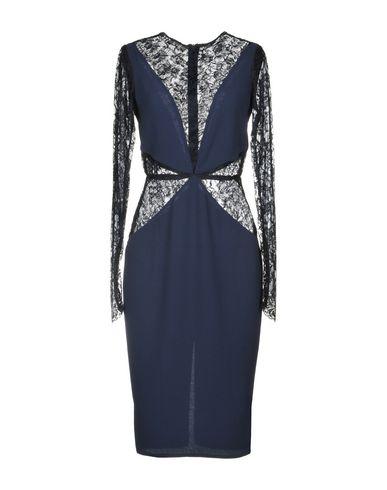 RHEA COSTA Evening Dress in Dark Blue