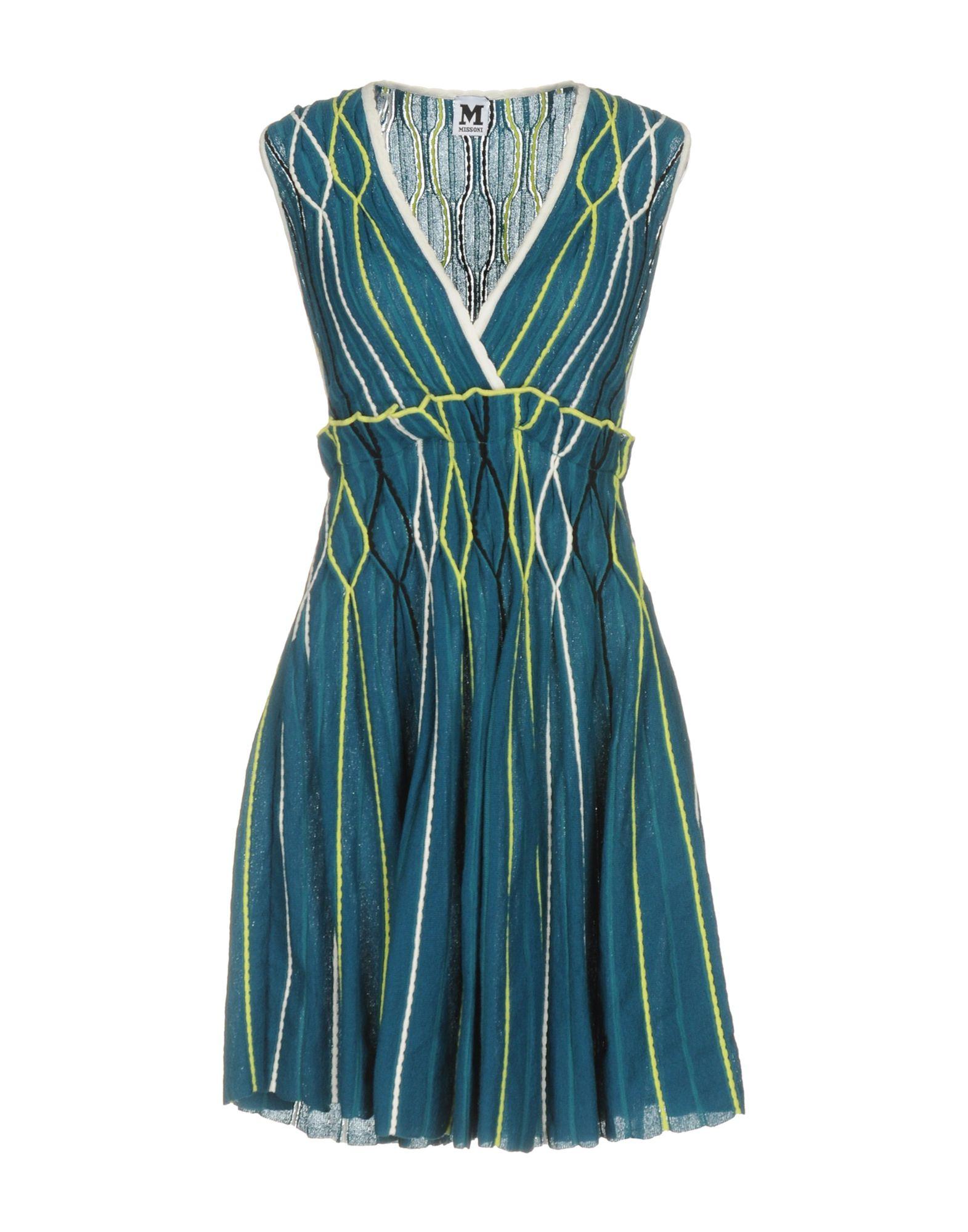 Vestito Corto M Missoni Donna - Acquista online su W718FBXT