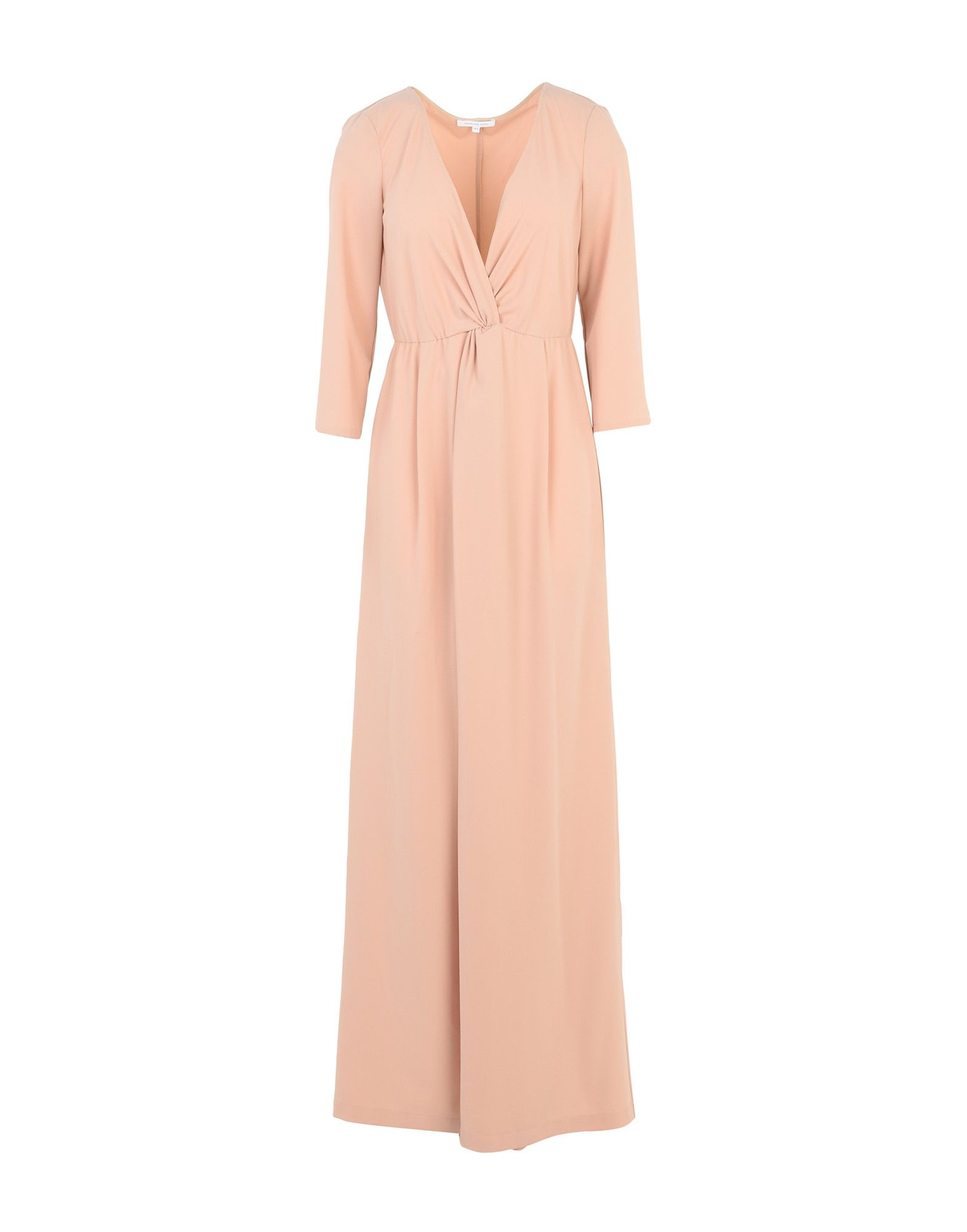 watch 74c6f af6bb PATRIZIA PEPE Long dress - Dresses | YOOX.COM