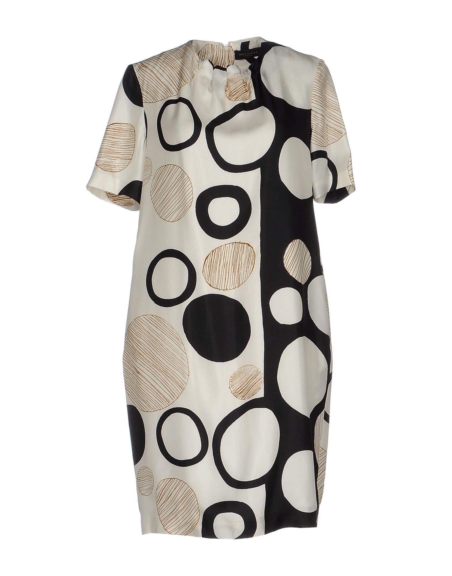 Vestito Corto Piazza Sempione Donna - Acquista online su Y6rNwI