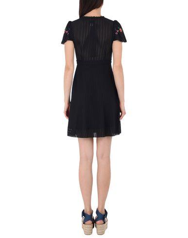 salg klaring salg butikk Jovonna La Mode Broderi Kjole Minivestido handle for salg nyeste rabatt utsikt t2v8BJ