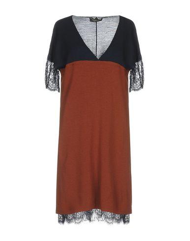 TWIN-SET Simona Barbieri Kurzes Kleid Bilder Verkauf Empfehlen Lagerverkauf Discount Niedrigster Preis Outlet wirklich izFBX9M