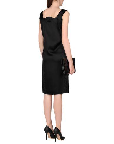 MM6 MAISON MARGIELA Knielanges Kleid Verkauf billig Outlet ausgezeichnet Online-Outlet-Store Sneakernews zum Verkauf Outlet erkunden M0QsD2hb