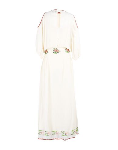 TWIN-SET JEANS Langes Kleid