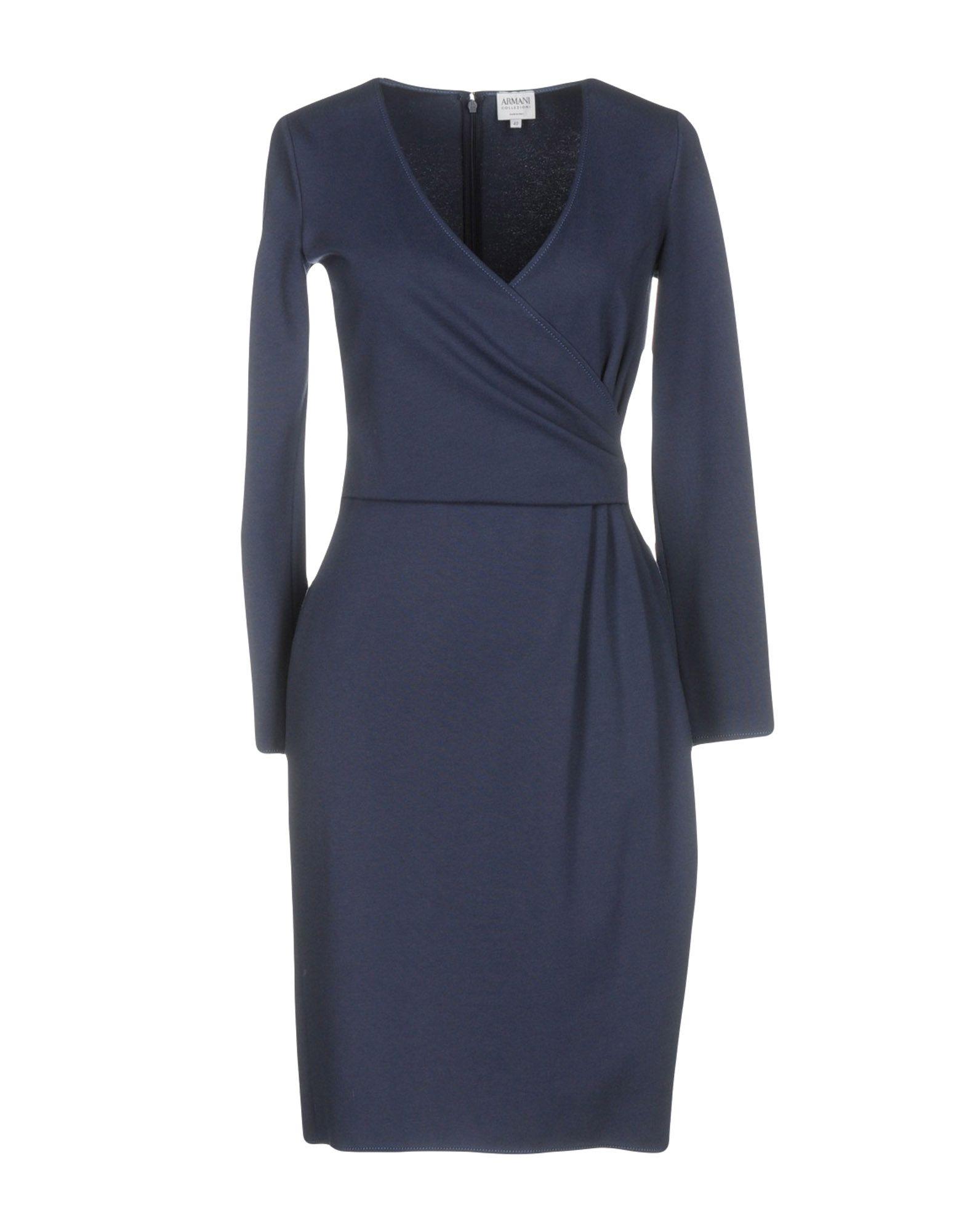 Vestito Al Ginocchio Armani Collezioni Donna - Acquista online su YBkx7qC