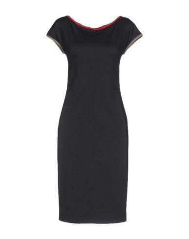 GIO GUERRERI Knielanges Kleid Kostengünstig Günstig Kaufen Beliebt Rabatt-Codes Spielraum Store Perfekt Günstig Für Schön O6NOPLU