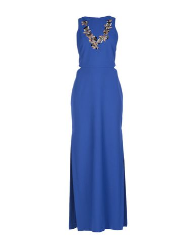 SPACE STYLE CONCEPT Long Dress in Bright Blue