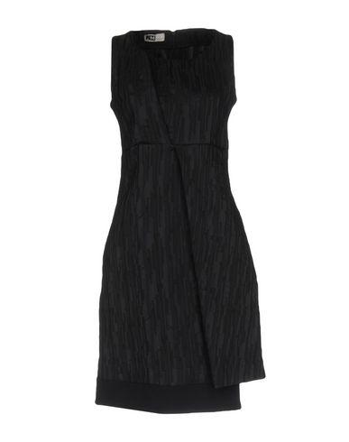 _M GRAY Kurzes Kleid