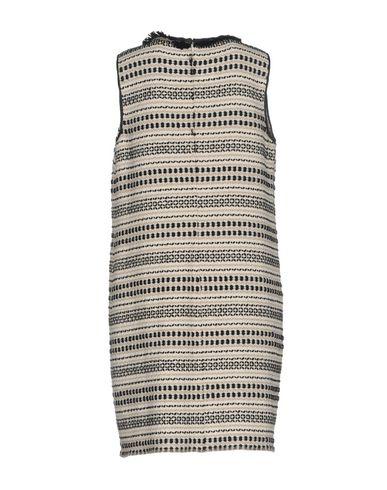 PAOLA FRANI Kurzes Kleid Günstige Nicekicks Bester Großhandel  um online zu kaufen Erkunden Rabatt Erschwinglich CrRnp2sF
