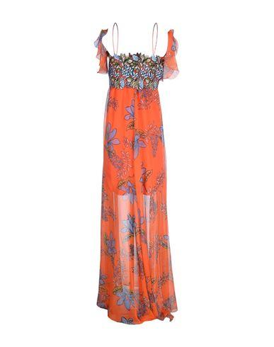 PINKO Langes Kleid Verkauf Hochwertige 7FZyGRWBP
