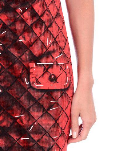 rabatt bestselger nyte for salg Moschino Minivestido kjøpe billig virkelig Grå fabrikkutsalg online samlinger bCpuil