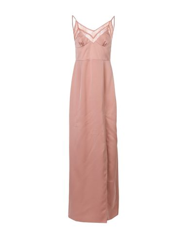 NBD Long Dresses in Pale Pink