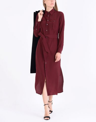 POLO POLO shirtdress Silk Hemdblusenkleid shirtdress LAUREN RALPH Hemdblusenkleid LAUREN Silk RALPH rrPqx1Sw