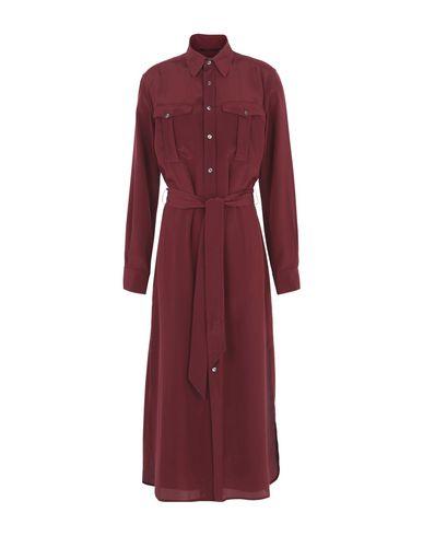 POLO RALPH LAUREN Silk shirtdress Hemdblusenkleid