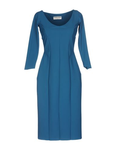 Chiara Boni La Petite Robe Knee-Length Dress - Women Chiara Boni La ... c5d68074d836