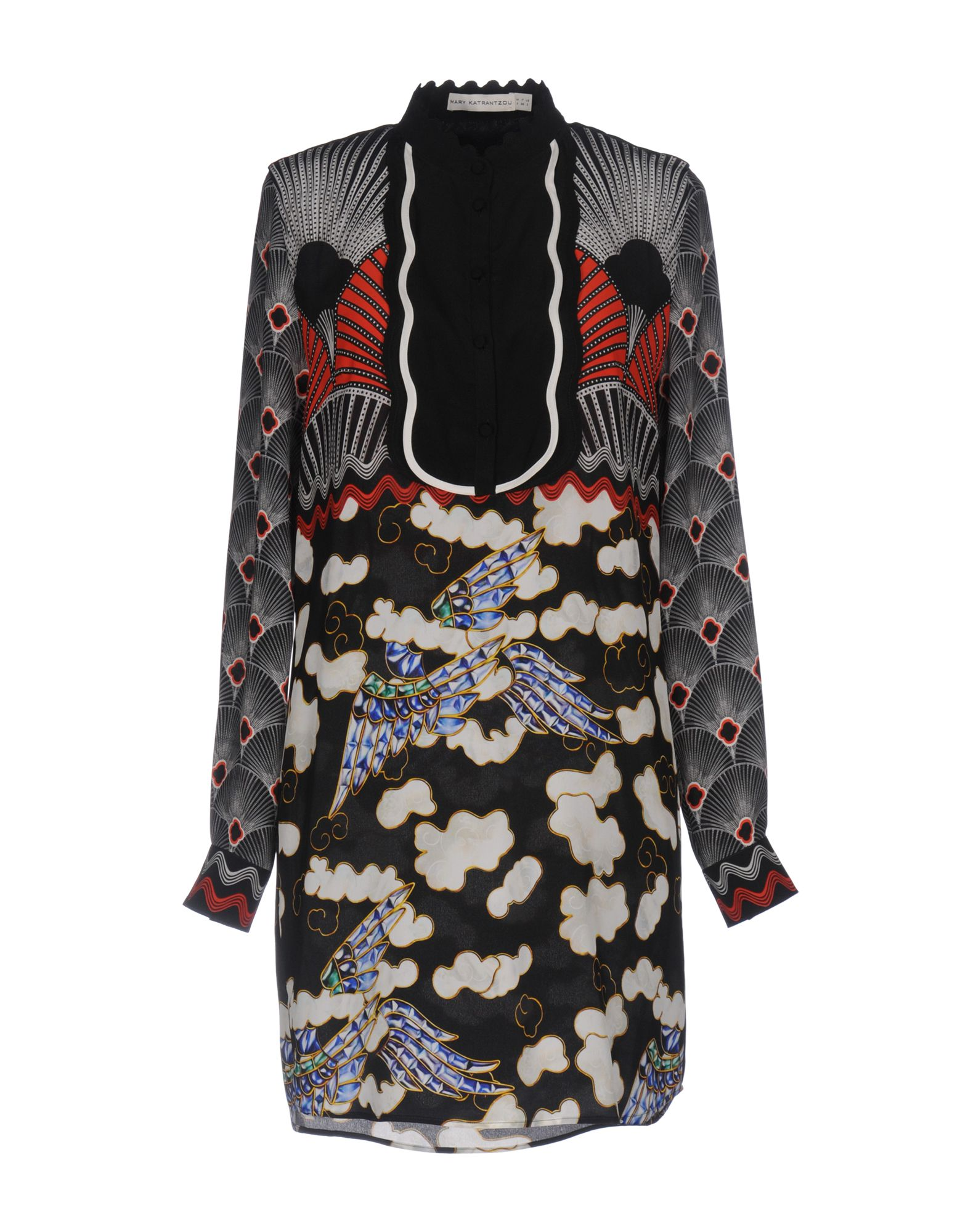 Vestito Corto Mary Katrantzou Donna - Acquista online su Z19qGANAK