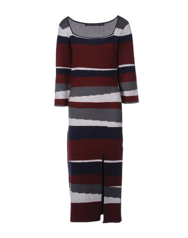 SILVIAN HEACH Midi-Kleid
