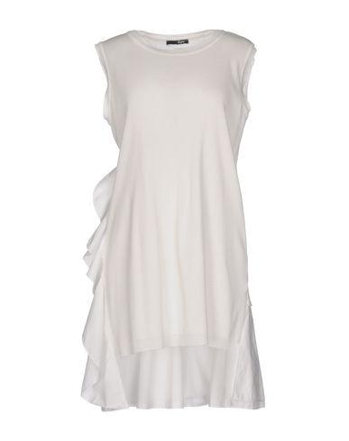 B Courte B Courte Robe Blanc Blanc yu yu Robe B BxfSTqSd