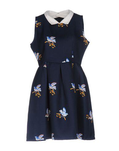 Footaction Manchester Große Online-Verkauf ANONYME DESIGNERS Kurzes Kleid Original-Verkauf Online Günstig Kaufen Billigsten Verkauf Rabatt iTsTnIAh