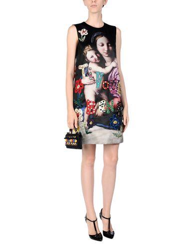 Wiki für Verkauf DOLCE & GABBANA Enges Kleid Erhalten Sie authentische billige Online mANL8x