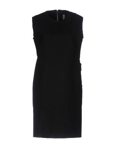 SILENT DAMIR DOMA Short Dresses in Black