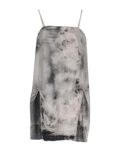 RICK OWENS - Denim dress