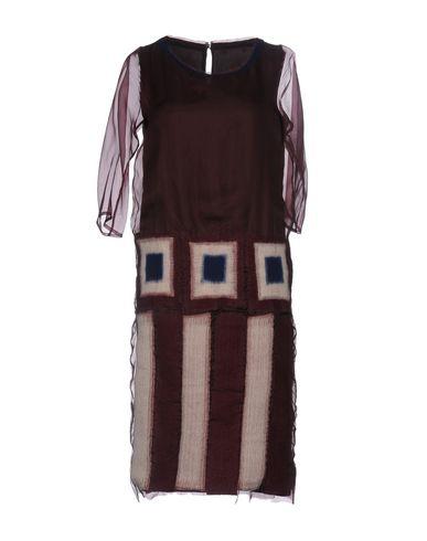 MAURIZIO PECORARO Vestido de Seda
