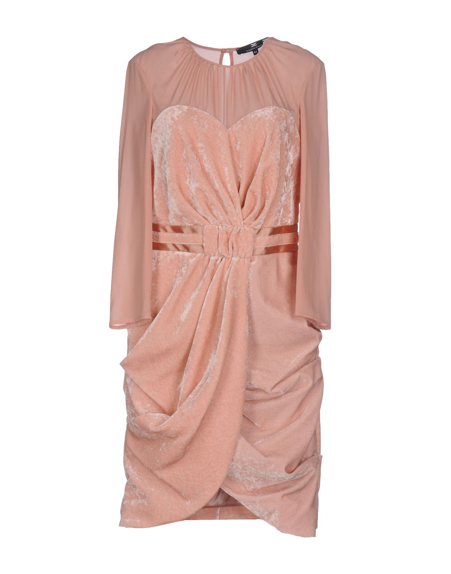 Vestito Corto Elisabetta Franchi Donna - Acquista online su e6y01K