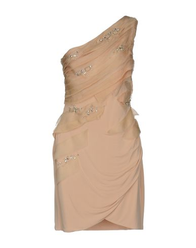 f09571db483c ELISABETTA FRANCHI GOLD Kurzes Kleid - Kleid | YOOX.COM