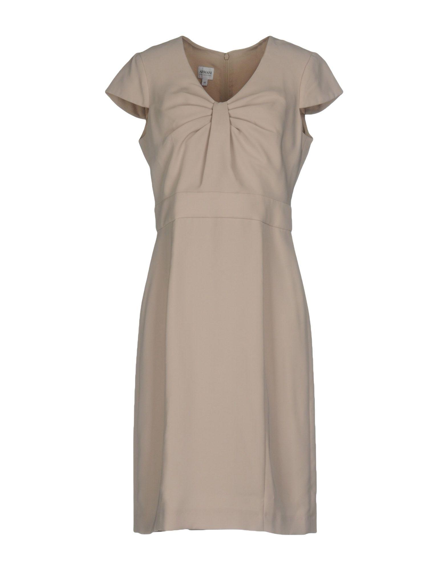 Vestito Al Ginocchio Armani Collezioni Donna - Acquista online su xuQc75el