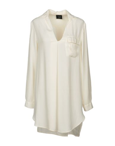 Silk Shirts & Blouses in Ivory