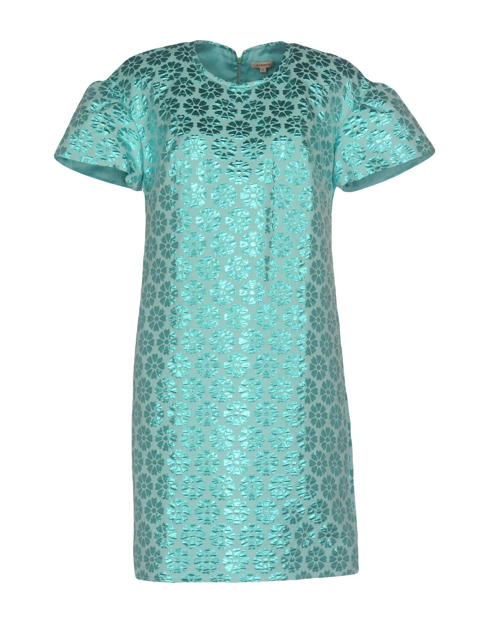 Vestito Corto P.A.R.O.S.H. Donna - Acquista online su KZfNKYRp