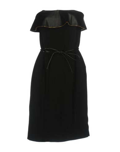 FRANKIE MORELLO Enges Kleid Qualität Verkaufsshop l1sp9GT2O