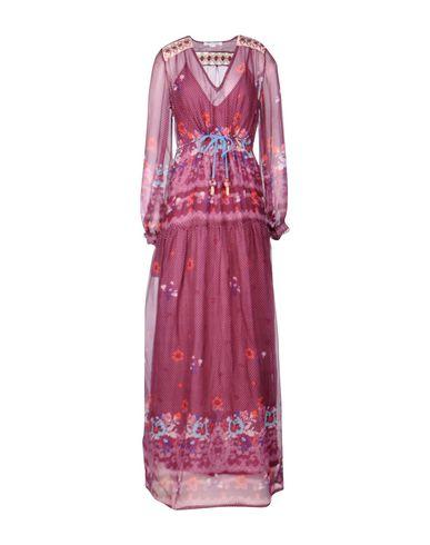 ALPHAMOMENT Vestido de Seda