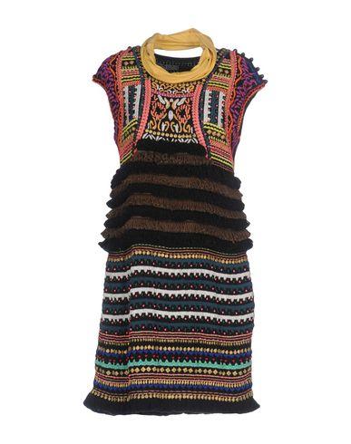 PINKO UNIQUENESS Kurzes Kleid Outlet Das günstigste MFt1XvFcID