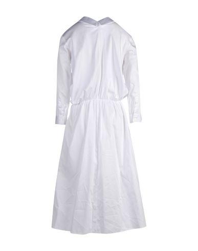 Ebay Günstiger Preis JIL SANDER NAVY Knielanges Kleid Ebay Verkauf Online UMIoqP