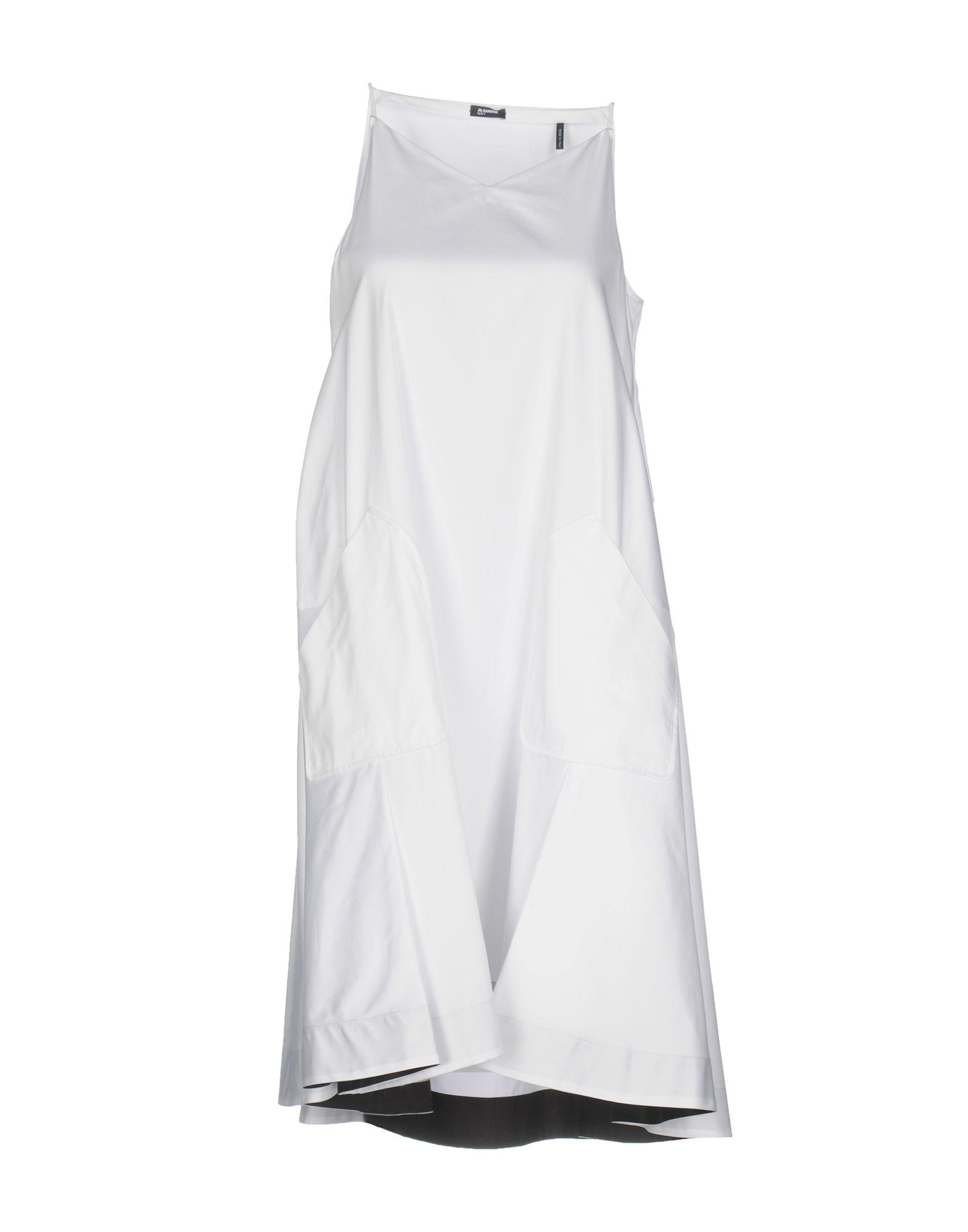 Vestito Corto Jil Sander Navy Donna - Acquista online su